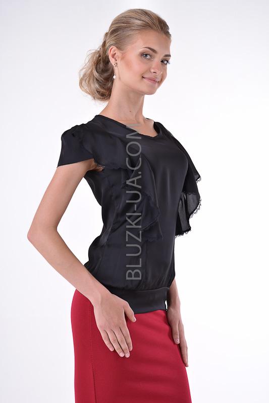 Черная Шелковая Блузка В Волгограде