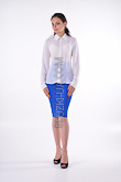 Прозрачная блузка доставка